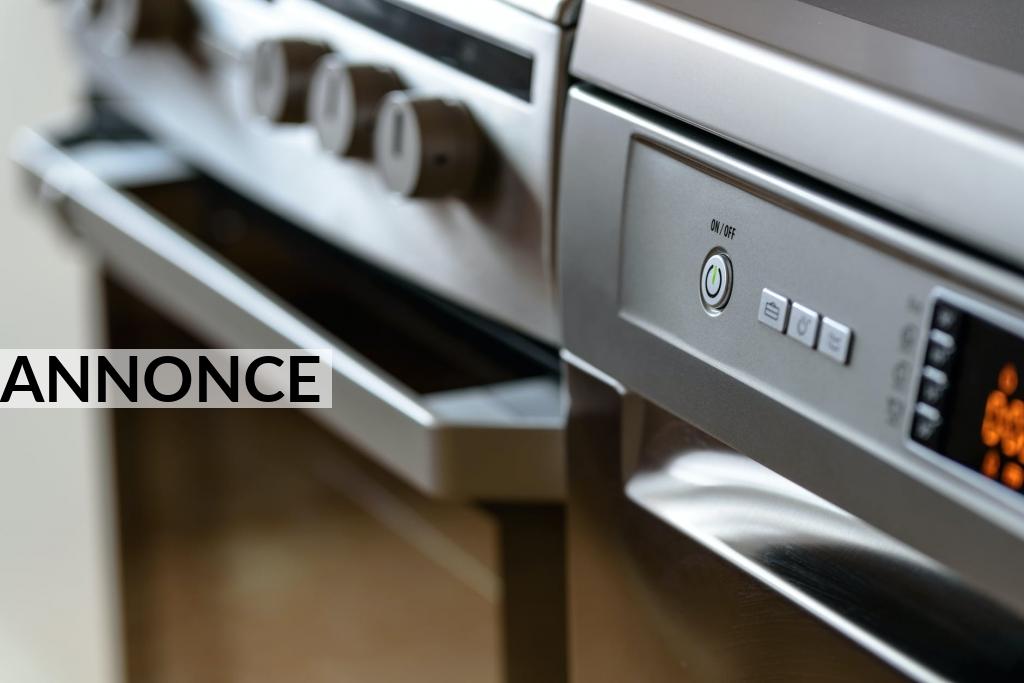 Renovera köket och köp en ny diskmaskin