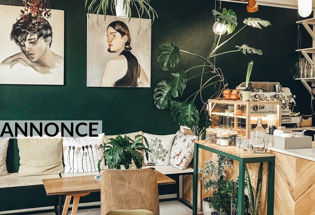 Viktigt med rätt möbler för cafét och restaurangen