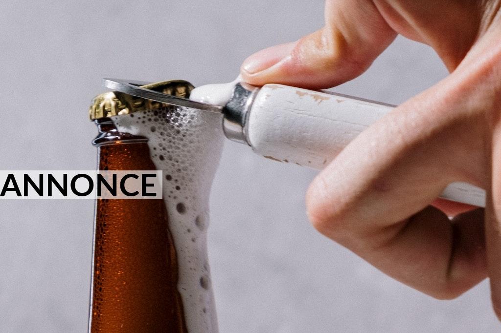 Smidigt använda ölsats